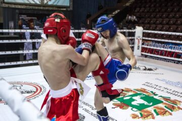Чемпионат России по кикбоксингу завершён