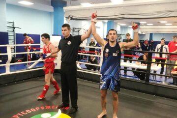 Кемеровская область – победитель чемпионата России по тайскому боксу