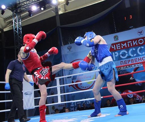 Чемпионат России по тайскому боксу – первая ступень на дороге в профессиональный спорт