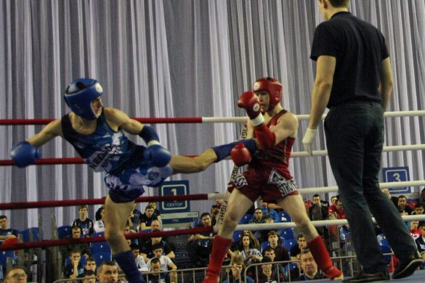 Аик Бегян – чемпион СНГ по тайскому боксу