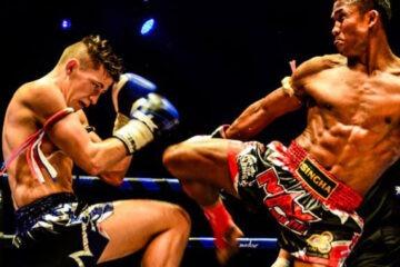 Представитель тайского бокса Дмитрий Чангелия попробует силы в кикбоксинге