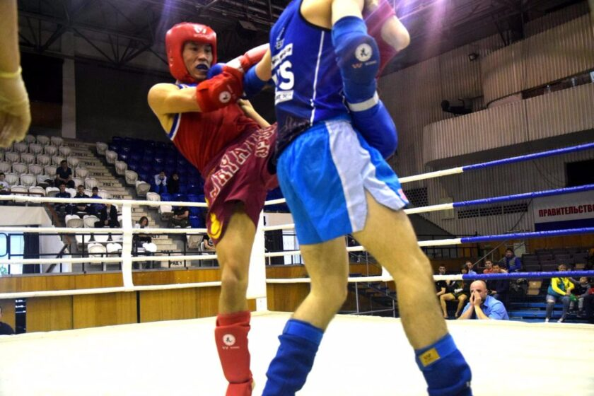 Бато Бадархаев стал обладателем Кубка России по тайскому боксу