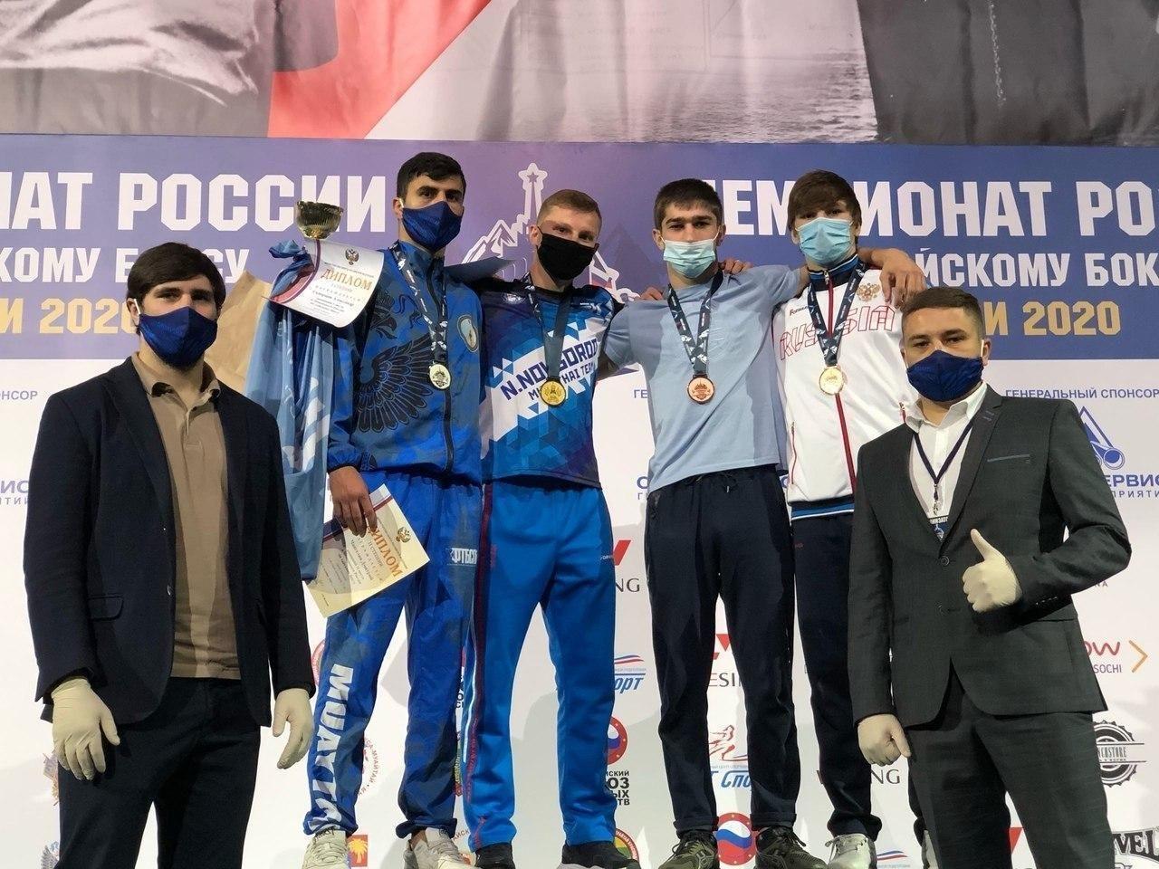 Чемпионат России  - первые выводы