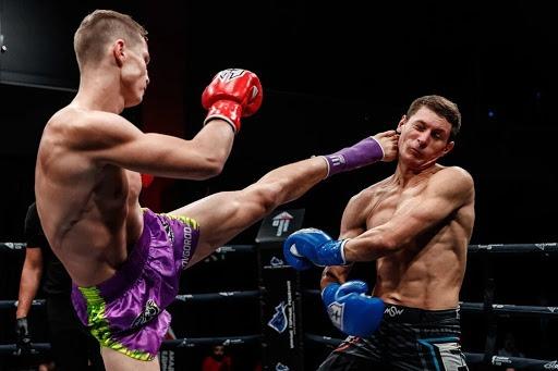 Ибрагимов и Герасимович выдали шоу на Fair Fight