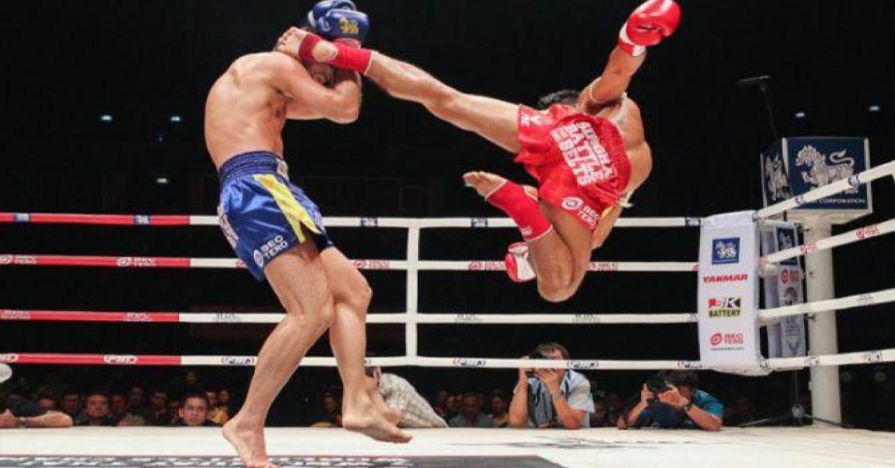 Тайский бокс – новогодний дайджест