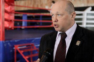 Почетный президент Федерации кикбоксинга России Вадим Владимирович Украинцев отпраздновал юбилей