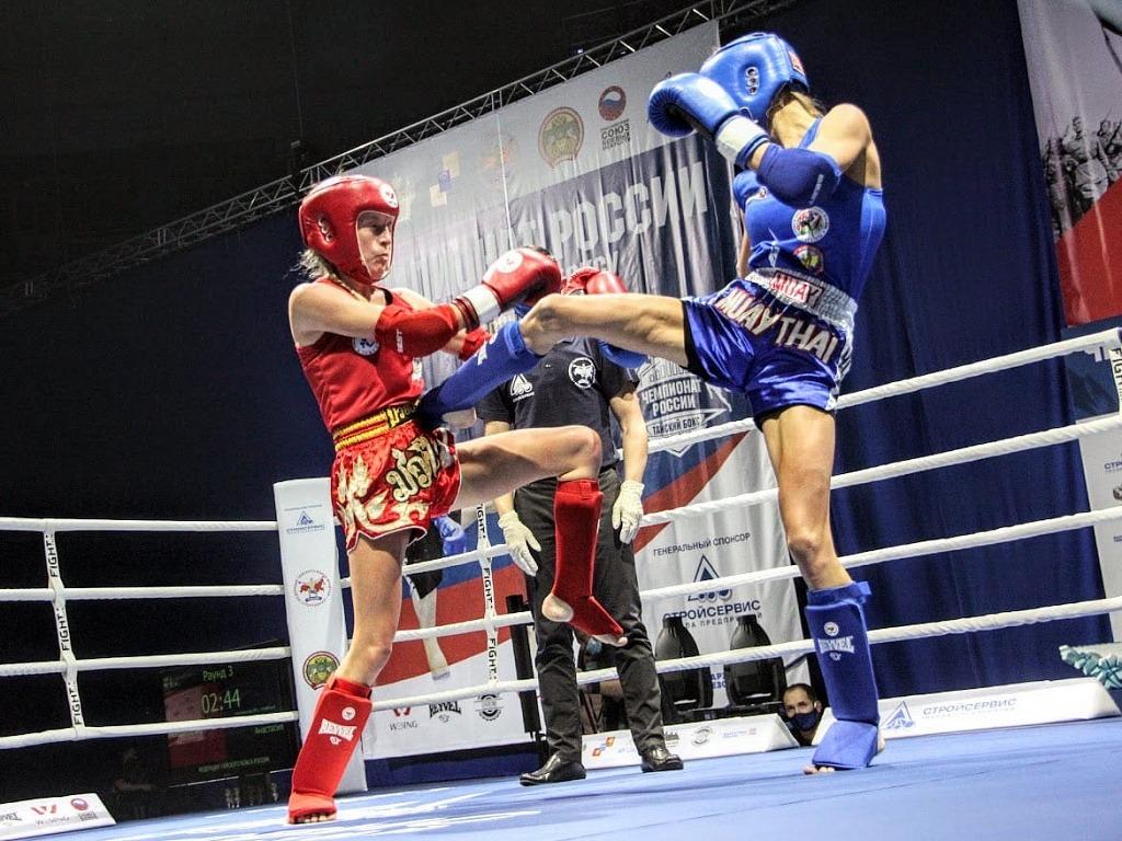 В Кемерово стартовал чемпионат России по тайскому боксу